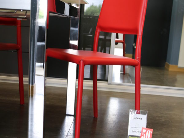 Chaise NOEMIE -299€ -50%